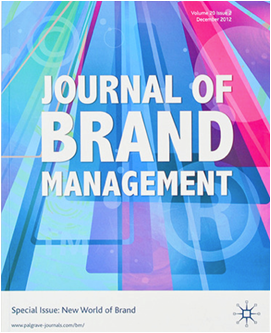 Journal of Brand Management - Special Issues about Consumer Brand Relationships
